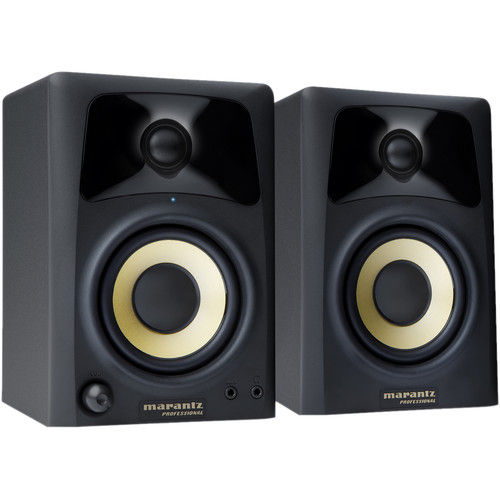 "Marantz Professional Studio Scope 3 - 3"" Active 2-Way Speakers (Pair)"