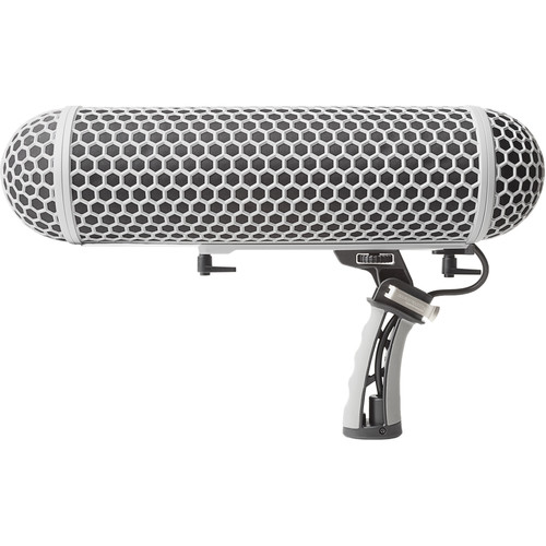 Marantz Professional ZP-1 Blimp-Style Microphone Windscreen with Shockmount System