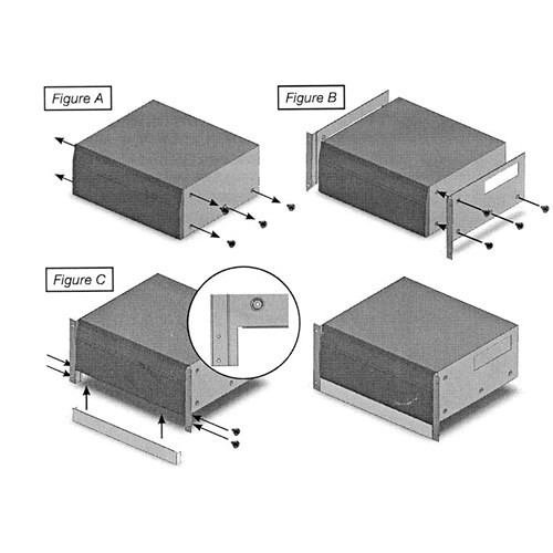 Marantz RMK5007SR Rackmount Kit for Select Equipment