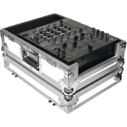 "Marathon White Series Flight Road Case for 12"" Mixer"