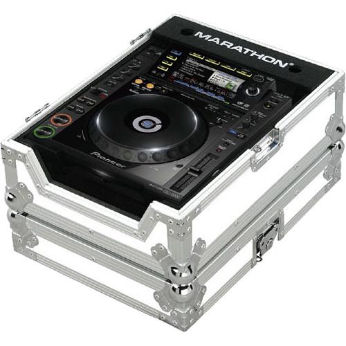Marathon White Series Case for Pioneer CDJ-2000 & Select Large-Format CD/Digital Turntables