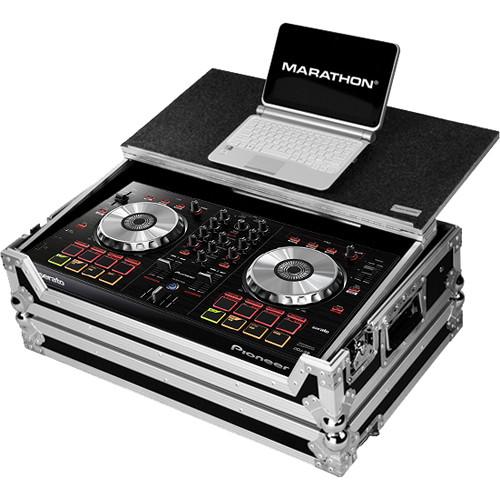 Marathon Flight Road Case for Pioneer DDJ SB Serato DJ USB Music Controller (with Laptop Shelf)