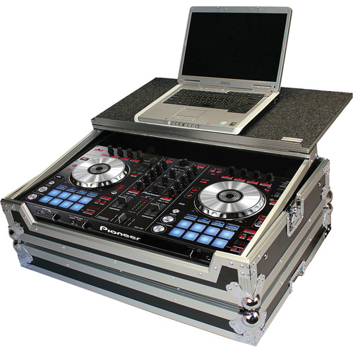 Marathon Flight Road Case for Pioneer DDJ SR Serato DJ Music Controller (with Laptop Shelf)