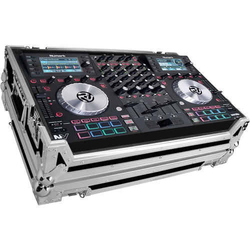 Marathon Flight Road Case for One Numark NV Serato DJ Music Controller