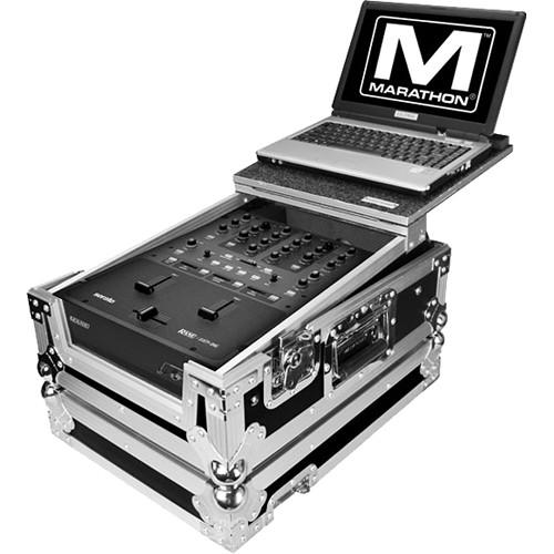 Marathon Mixer Controller Case and Laptop Shelf for the Rane 61 Serato Mixer Controller