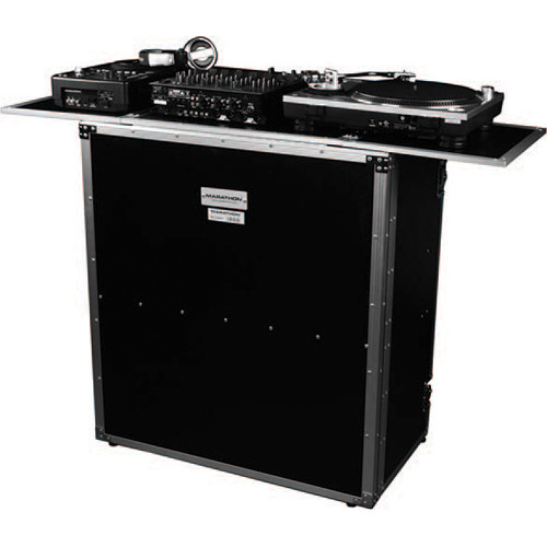 Marathon MA-STANDT36 Universal Stand with Integrated Table Top & Shelf Combo