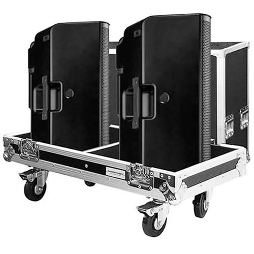 Marathon Universal Touring Utility Case for Two Speakers