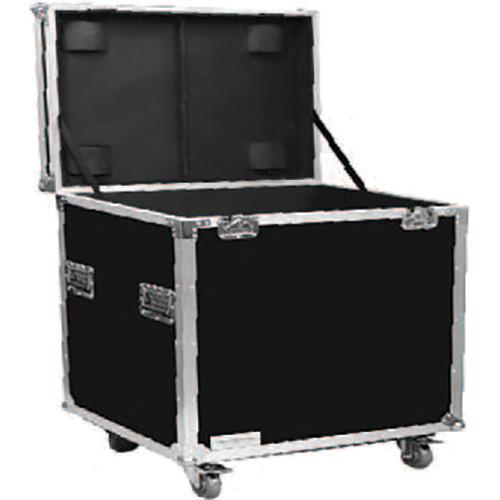 "Marathon MA-TUT222226W Tour Ready Utility Trunk Case with Casters (22 x 22 x 26"")"