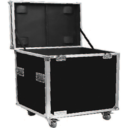 "Marathon MA-TUT232327W Tour Ready Utility Trunk Case with Casters (23 x 23 x 27"")"
