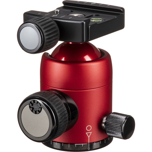 Markins Q3I Traveler with Quick Turn Knob (Red)