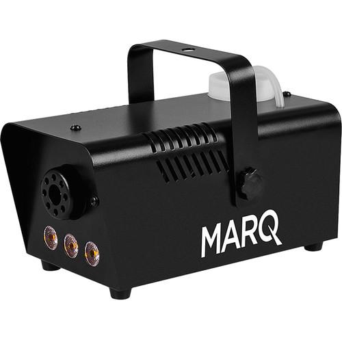 Marq Fog 400 LED - Quick-Ready Water-Based Fog Machine (Black)