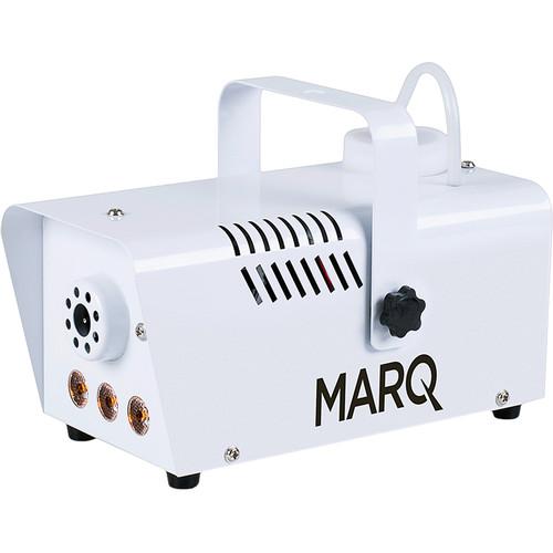 MARQ Fog 400 LED - Quick-Ready Water-Based Fog Machine (White)