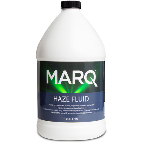 Marq Water-Based Haze Fluid (1 Gallon)