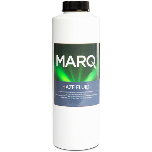 MARQ Water-Based Haze Fluid (1 Quart)