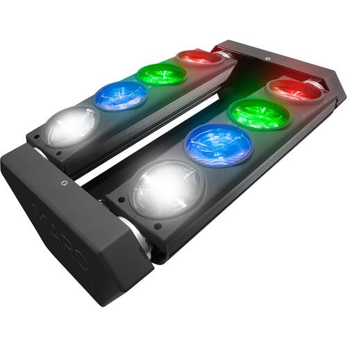 MARQ Ray Tracer Quad - Dual-Tilt Multi-Beam RGBW LED Light