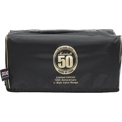 Marshall Amplification COVR-00111 50th Anniversary 1W Head Dust Cover
