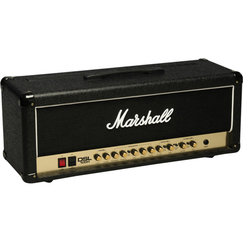 Marshall Amplification DSL100H - 2-Channel Valve Amplifier Head (100W)