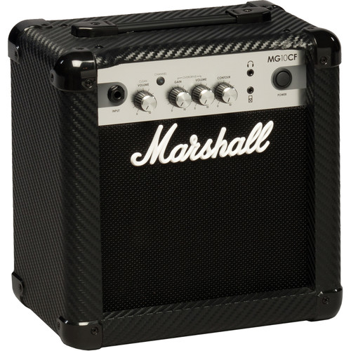 Marshall Amplification MG10CF 2-Channel Solid-State Combo Amplifier (10W)