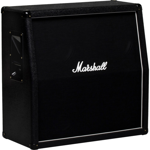 "Marshall Amplification MX412A 4x12"" Speaker Cabinet (Angled)"