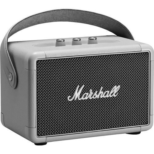 Marshall Kilburn II Portable Bluetooth Speaker (Gray)