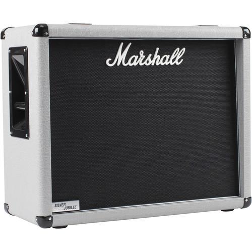 Marshall Amplification 2536 140W 2x12 Silver Jubilee Extension Speaker Cabinet