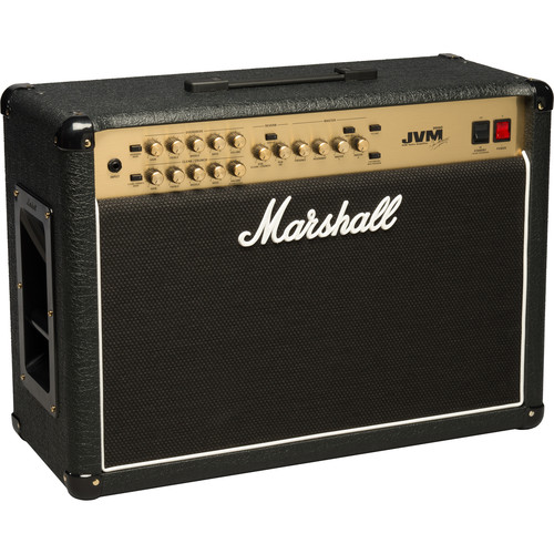 Marshall Amplification JVM205C 50W 2x12 Combo Amplifier