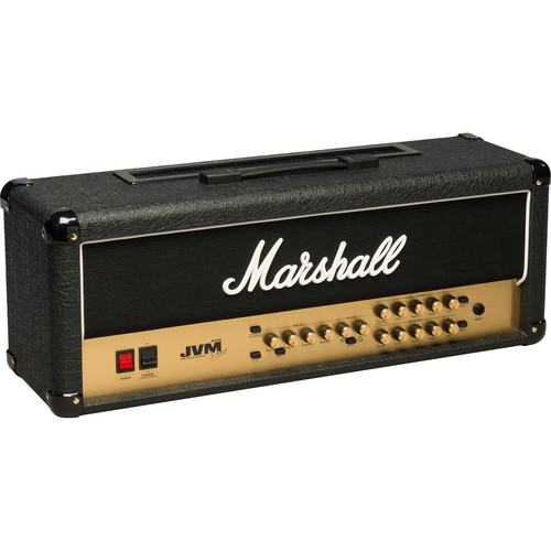 Marshall Amplification JVM205H 50W Guitar Amplifier Head