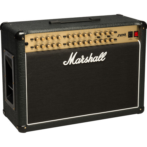 Marshall Amplification JVM410C 4-Channel 100W 2x12 Combo Guitar Amplifier