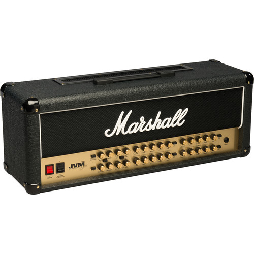 Marshall Amplification JVM410H 4-Channel 100W Guitar Amplifier Head