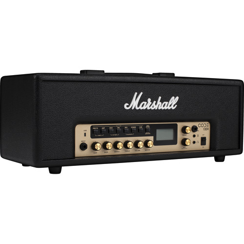 Marshall Amplification Marshall CODE100H 100W Guitar Amplifier Head