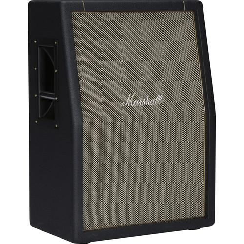 "Marshall Amplification Studio Vintage SV212 140W 2 x 12"" Mono Speaker Cabinet (Angled)"
