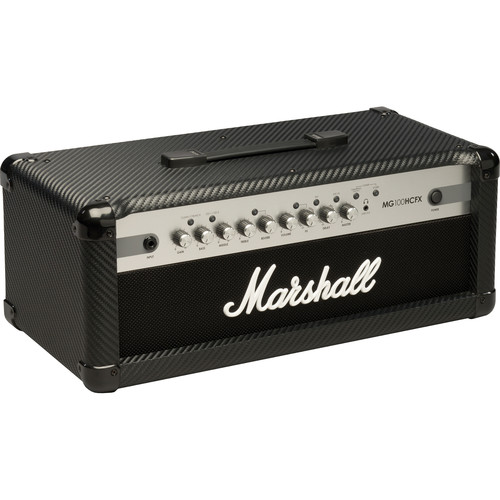 Marshall Amplification MG100HCFX Carbon Series 100W Amplifier Head