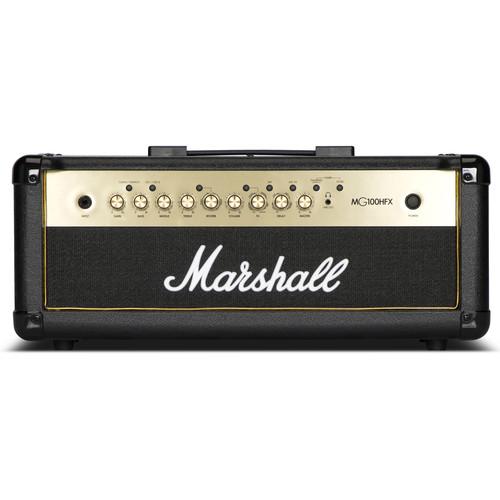 Marshall Amplification MG100HGFX MG Gold Series 100W Amplifier Head