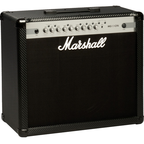Marshall Amplification MG101CFX Carbon Series 100W 1x12 Combo Amplifier