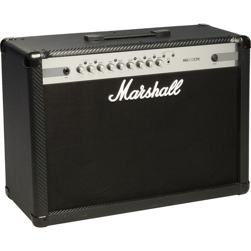 Marshall Amplification MG102CFX Carbon Series 100W 2x12 Combo Amplifier