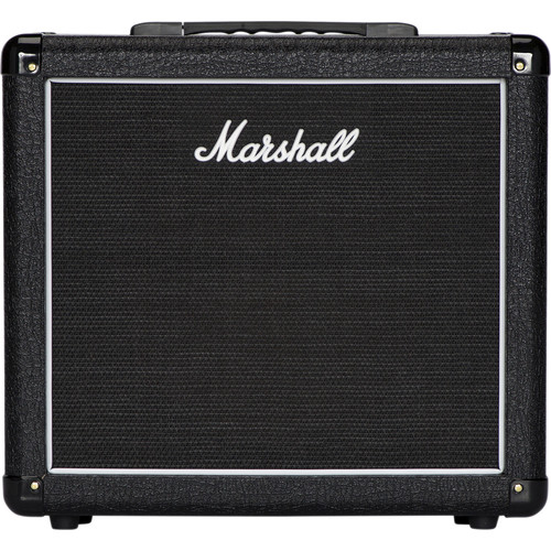 Marshall Amplification MX112R - 1x12 Speaker Cabinet for Compatible Amplifiers & Combo Amps