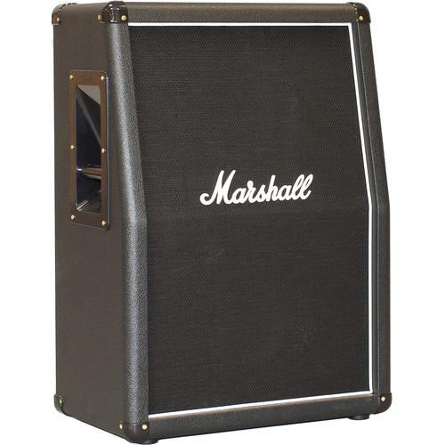 "Marshall Amplification MX212A - 2x12"" Angled Speaker Cabinet"