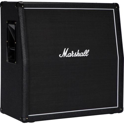 "Marshall Amplification MX412AR 4 x 12"" Mono, 16 Ohms 240W Angled Celestion Cabinet"
