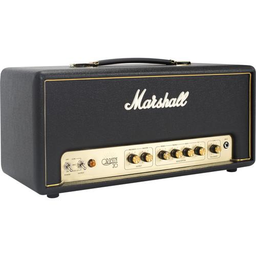 Marshall Amplification Origin20H 20W Guitar Amplifier Head