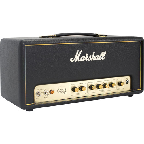 Marshall Amplification Origin20H 20W Guitar Amplifier Head
