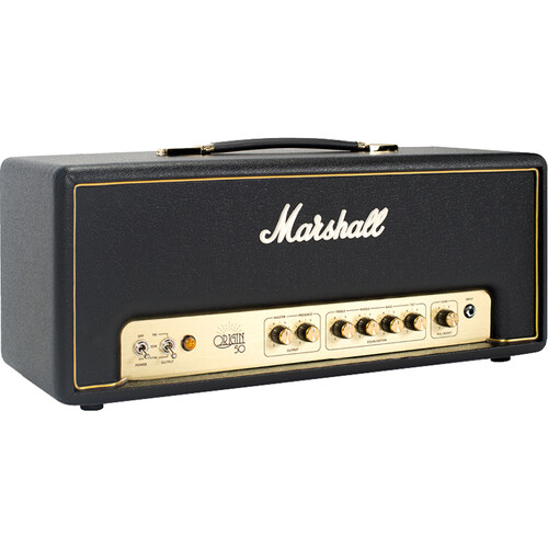 Marshall Amplification 50-Watt Amplifier Head with FX Loop and Boost