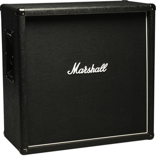 "Marshall Amplification MX412B 4x12"" Speaker Cabinet (Straight)"