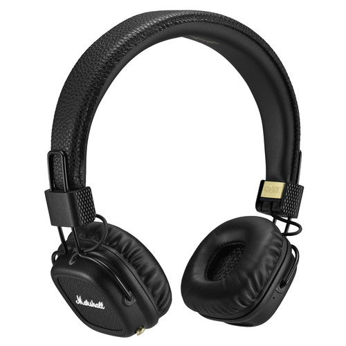 Marshall Audio Major II Bluetooth Headphones (Black)
