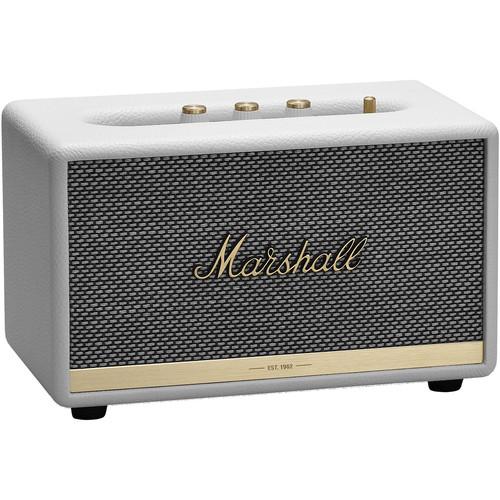 Marshall Acton II Bluetooth Speaker System (White)