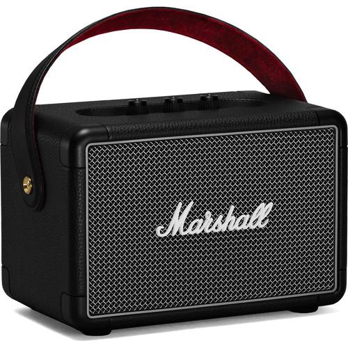 Marshall Audio Kilburn II Portable Bluetooth Speaker (Black)