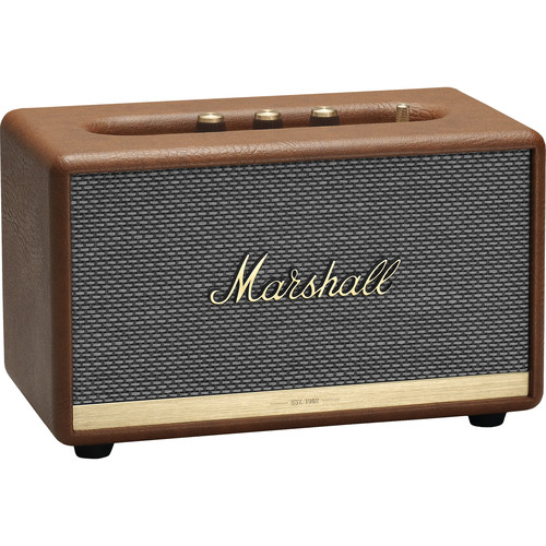 Marshall Acton II Bluetooth Speaker System (Brown)