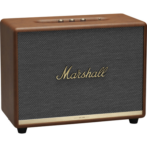 Marshall Woburn II Bluetooth Speaker System (Brown)