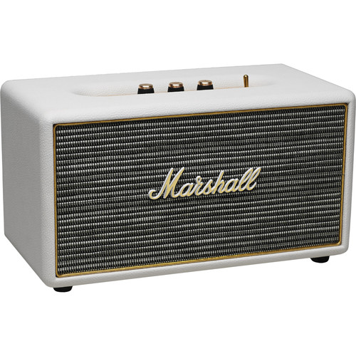 Marshall Audio Stanmore Bluetooth Speaker System with Optical Connectivity (Cream)
