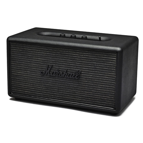 Marshall Audio Stanmore Bluetooth Speaker System with Optical Connectivity (Pitch Black)