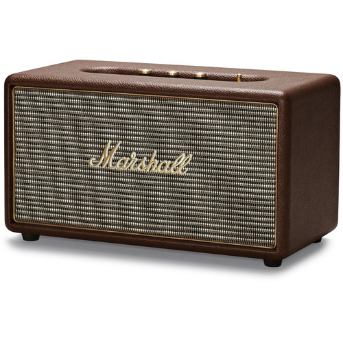Marshall Audio Stanmore Bluetooth Speaker System (Brown)